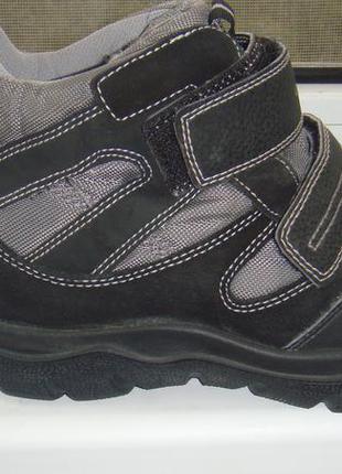 Зимние ботинки geox 40р