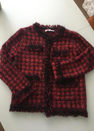 Стильная кофта - пиджак