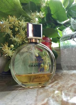 Chanel chance первый выпуск винтаж оригинал