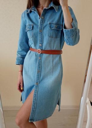 Джинсовое платье/сукня