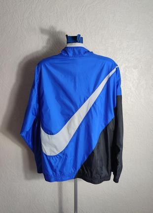 Куртка nike vintage big logo оригинал