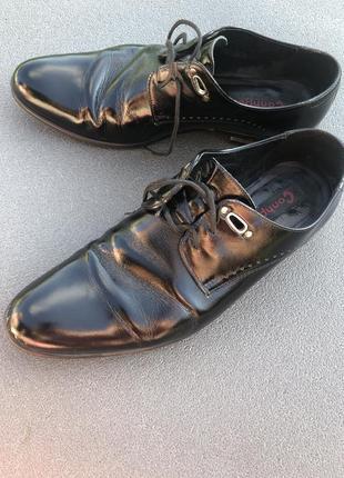 Шкіряні туфлі conhpol