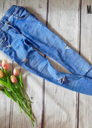 Модные джинсы от zara