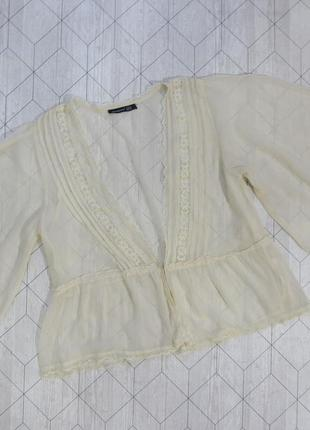 Накидка кимоно халат в бельевом стиле atmosphere размер м