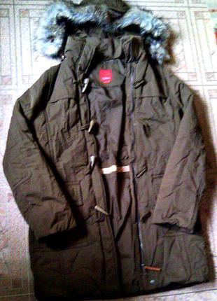 Куртка парка esprit