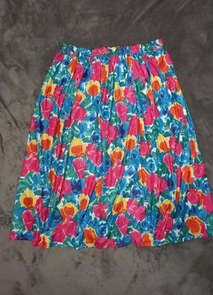 Длинная юбка миди,юбка макси