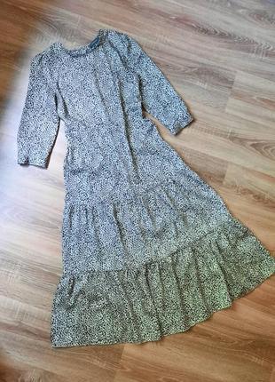 Платье миди плаття сукня