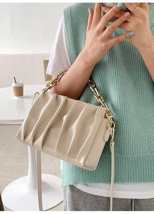 Стильные сумочки из мягкой эко-кожи❣️