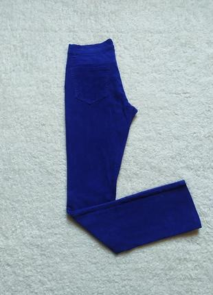 Вельветовые джинсы брюки вельветы размер s