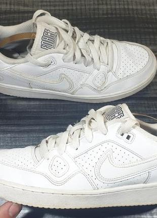 Кроссовки nike son of force (gs) 615153 109