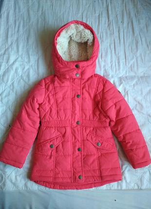 Куртка h&m. рост 104 (3-4 года).
