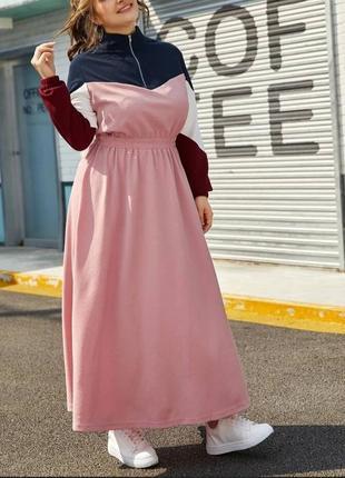 Платье бомбовское