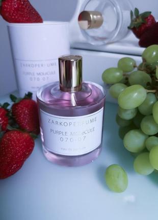 Zarkoperfume purple molecule 070.07 розпив оригіналу