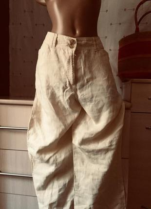 Льняные брюки / штаны