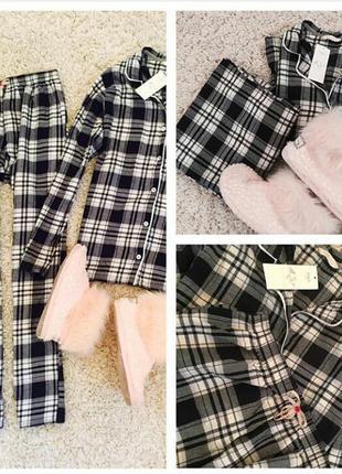 Супер пижама, очень уютная)