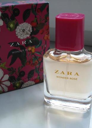 Zara wonder rose, 30мл