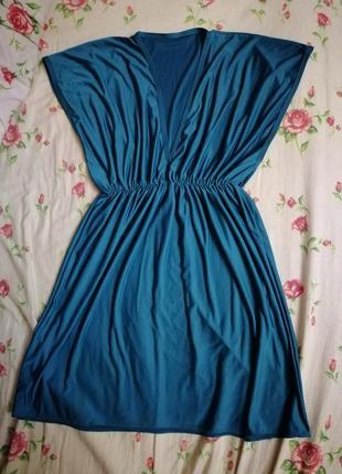 Классное платье-туника 💙