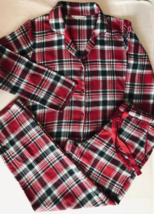 Піжамка котонова, костюм домашній р-р 36-38