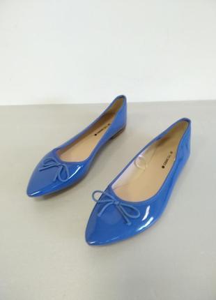 Балетки туфли c&a оригинал бренд фирменные европа германия