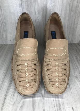 Мокасины туфли masterclass