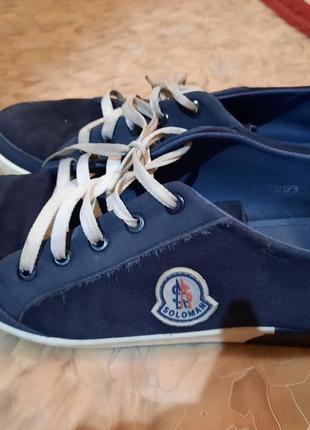 Туфли замшевые туфли