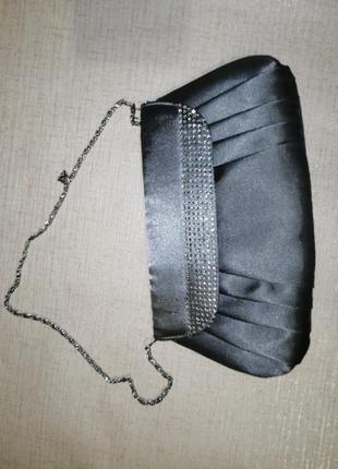 Сумка сумочка клатч на выпускной вечерняя