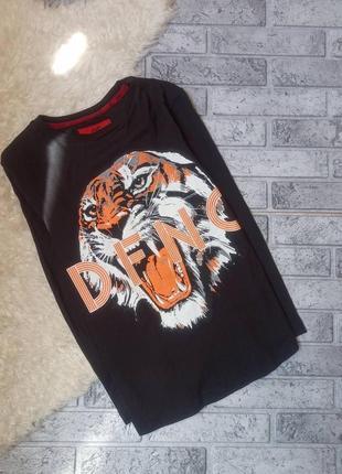 Реглан з тигром