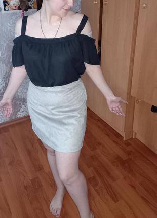 Блуза и юбка2 фото