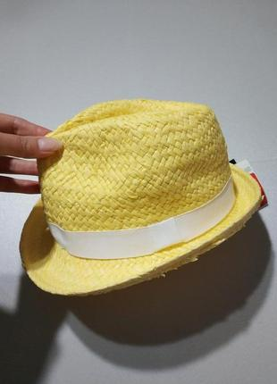 Шляпа шляпка унисекс немецкого бренда  c&a европа оригинал