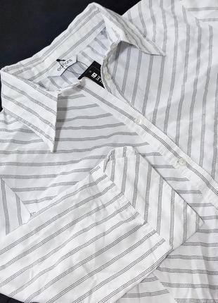 Красивая брендовая рубашка блуза editions этикетка вискоза