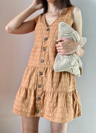 Обалденный летний сарафан, платье 🧡