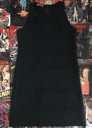 Лёгкое летнее платье сарафан  офисное