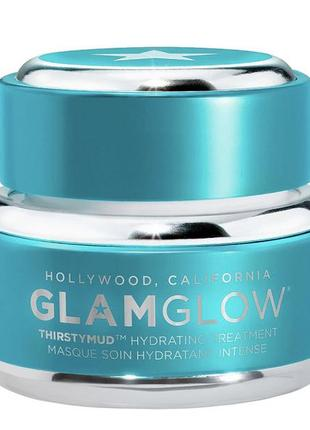 Увлажняющая маска на основе глины glamglow thirstymud hydrating treatment