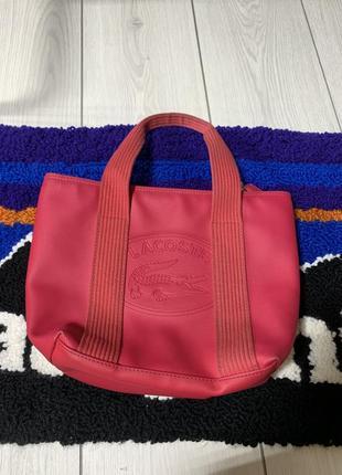 Жіноча сумка lacoste