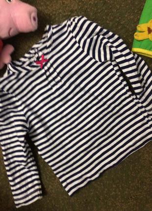 Кофта блузка туника little me