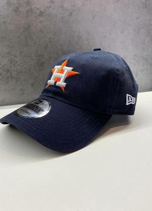 Кепка \ бейсболка с логотипом houston astros \ newera \ mlb