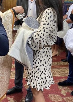 Літнє плаття stradivarious