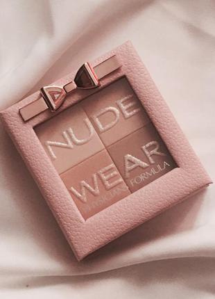 Пудра nude wear американського бренду physicians formula , куплена в сша.