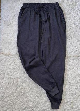 Мужские серые подростковые тоненькие котоновые штанишки oscar jones