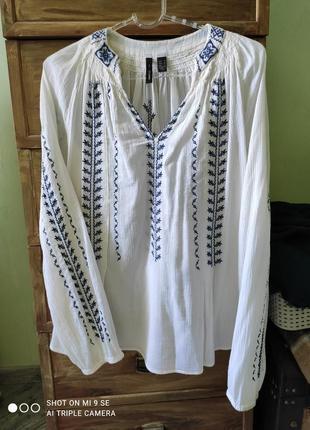 Блуза.вышиванка