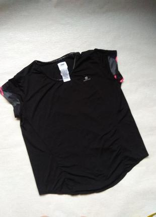 Спортивная футболка decathlon,футболка для спорта,спортивна футболка