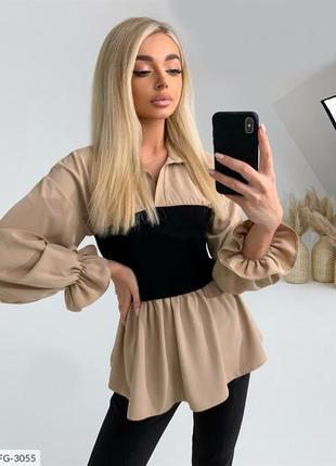 Блуза тренд!