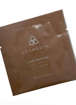 Пробник блеска для губ cosmedix - lumi crystal