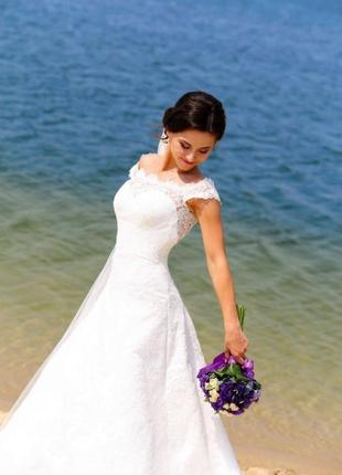 Свадебное платье lanesta