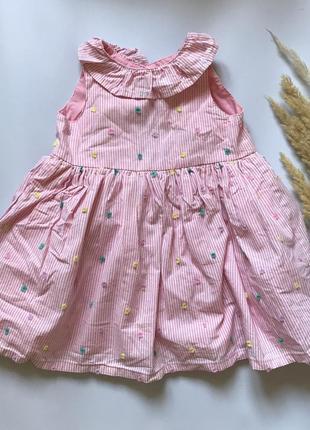 Платье, сукня 74 см