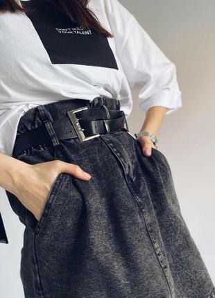 """Короткая юбка """"багги"""""""