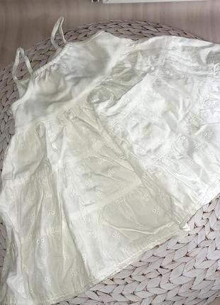 Легкий летний сарафан, платье