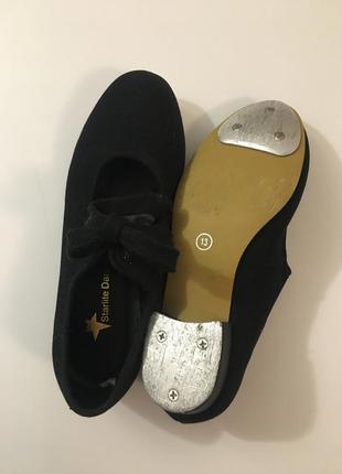 Степовки туфли для танцев танцевальные туфли 19.5см