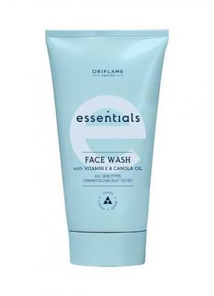 Очищающее средство для лица 3 в 1 essentials