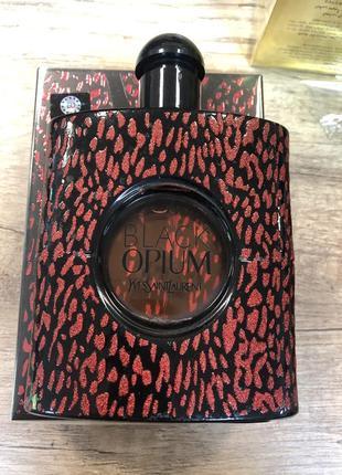 Yves saint laurent black opium 90ml original pack